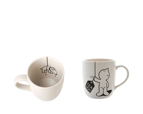 Kaffeebecher  Mr. P & D-Dog Mug - Tea Dog