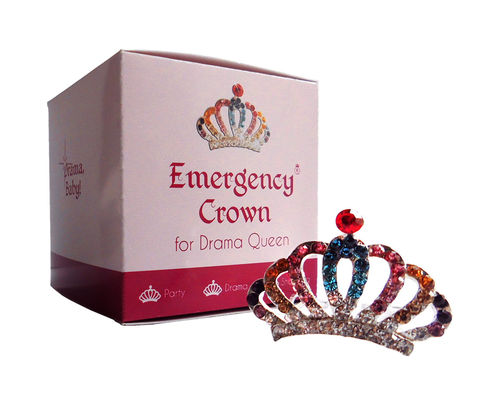 Emergency Crown for Drama Queen