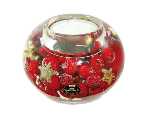 Dreamlight Teelichthalter Mercur Smart X-Mas Berries