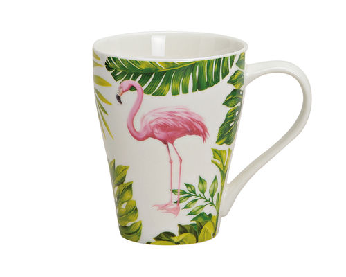 Becher Motiv Flamingo 300 ml