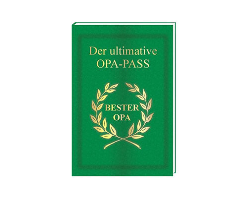 Der ultimative Opa-Pass